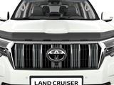 Дефлектор капота Toyota Land Cruiser Prado 150 за 43 900 тг. в Усть-Каменогорск