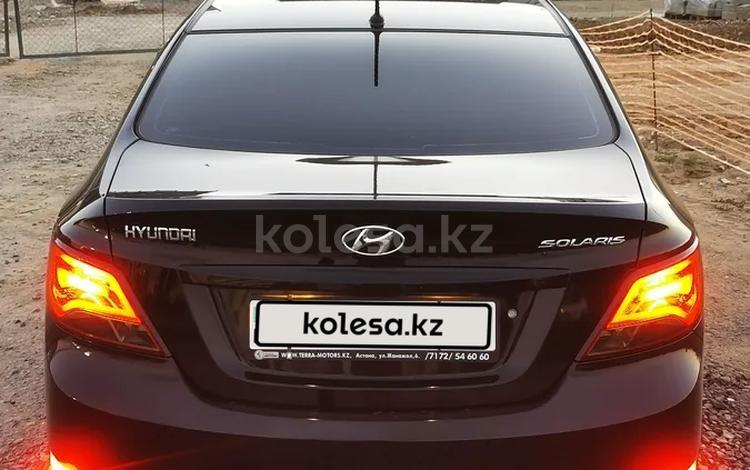 Hyundai Solaris 2014 года за 3 800 000 тг. в Нур-Султан (Астана)