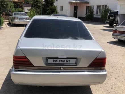 Mercedes-Benz S 300 1992 года за 2 000 000 тг. в Шымкент – фото 4