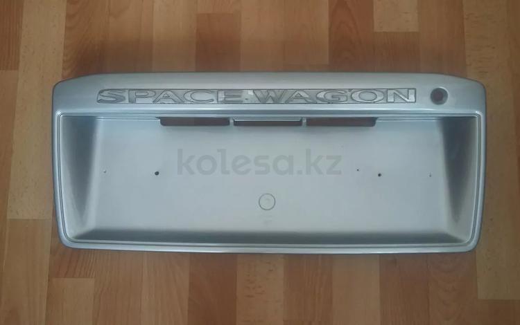 Планка заднего номера Крышки багажника за 5 000 тг. в Талдыкорган