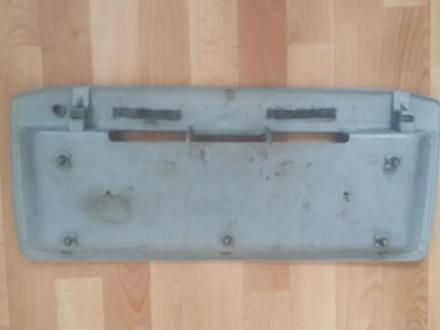Планка заднего номера Крышки багажника за 5 000 тг. в Талдыкорган – фото 2