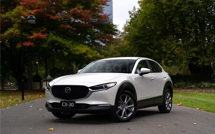 Mazda CX-30 2021 года за 12 660 000 тг. в Актобе