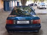 Audi 80 1993 года за 1 100 000 тг. в Кордай – фото 3