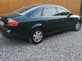 Audi A6 1997 года за 2 800 000 тг. в Шымкент – фото 5