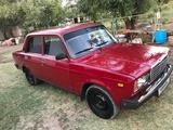 ВАЗ (Lada) 2107 2005 года за 550 000 тг. в Шымкент