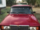 ВАЗ (Lada) 2107 2005 года за 550 000 тг. в Шымкент – фото 3