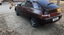ВАЗ (Lada) 2112 (хэтчбек) 2008 года за 820 000 тг. в Уральск – фото 4