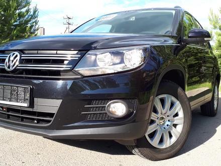Volkswagen Tiguan 2016 года за 6 200 000 тг. в Костанай – фото 14