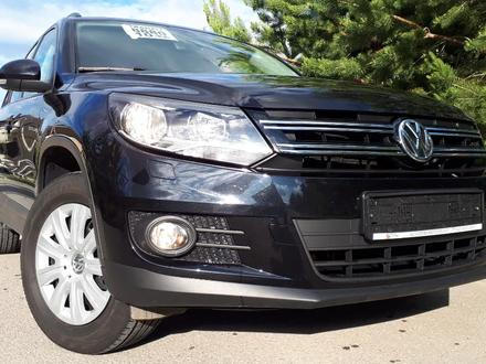 Volkswagen Tiguan 2016 года за 6 200 000 тг. в Костанай – фото 2