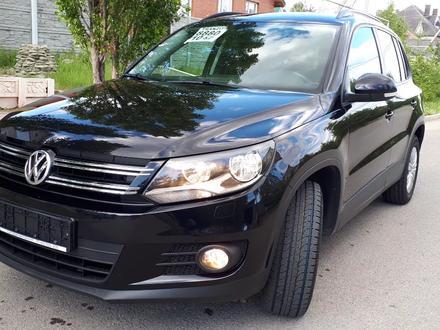 Volkswagen Tiguan 2016 года за 6 200 000 тг. в Костанай – фото 40