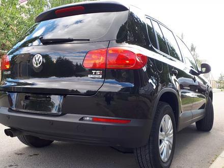 Volkswagen Tiguan 2016 года за 6 200 000 тг. в Костанай – фото 7