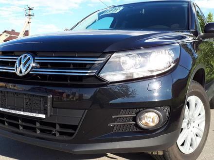 Volkswagen Tiguan 2016 года за 6 200 000 тг. в Костанай – фото 49