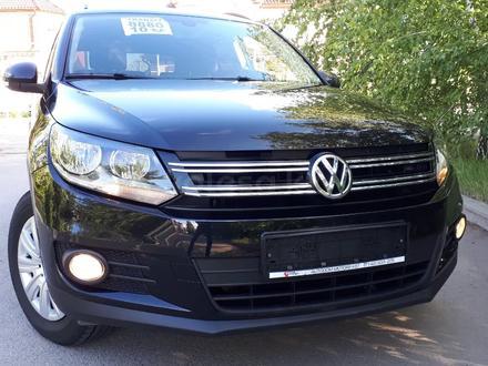 Volkswagen Tiguan 2016 года за 6 200 000 тг. в Костанай – фото 46