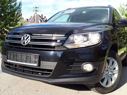 Volkswagen Tiguan 2016 года за 6 200 000 тг. в Костанай – фото 3