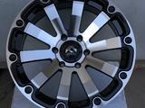 Устленые диски Toyota Land Cruiser Prado R20 6*139.7 за 330 000 тг. в Алматы