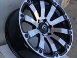 Устленые диски Toyota Land Cruiser Prado R20 6*139.7 за 330 000 тг. в Алматы – фото 2