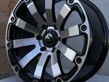 Устленые диски Toyota Land Cruiser Prado R20 6*139.7 за 330 000 тг. в Алматы – фото 3