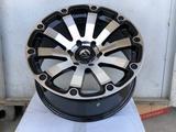 Устленые диски Toyota Land Cruiser Prado R20 6*139.7 за 330 000 тг. в Алматы – фото 4