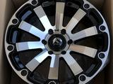 Устленые диски Toyota Land Cruiser Prado R20 6*139.7 за 330 000 тг. в Алматы – фото 5