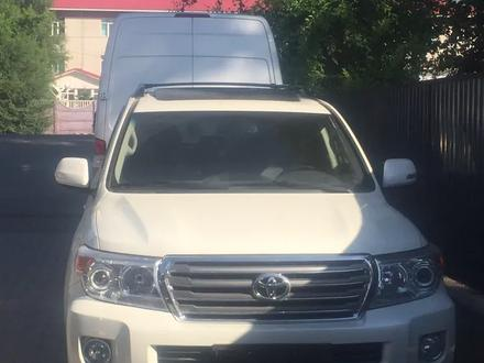 Toyota Land Cruiser 2014 года за 23 400 000 тг. в Алматы