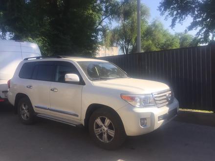 Toyota Land Cruiser 2014 года за 23 400 000 тг. в Алматы – фото 3
