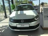 Volkswagen Polo 2019 года за 6 799 000 тг. в Шымкент – фото 2