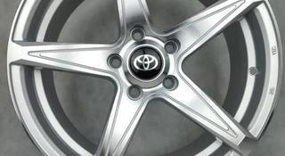 Новые диски r17 5*114.3 за 190 000 тг. в Алматы