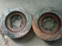 Тормозные диски 14 перфорированные за 12 000 тг. в Шымкент