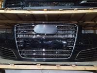 Бампер передний на Audi a8 d4 w12 дорестайлинг за 550 000 тг. в Алматы
