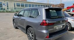 Lexus LX 570 2018 года за 43 500 000 тг. в Петропавловск – фото 2