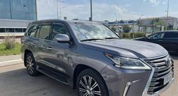 Lexus LX 570 2018 года за 43 500 000 тг. в Петропавловск – фото 4