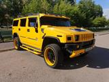 Hummer H2 2003 года за 8 200 000 тг. в Жезказган – фото 2