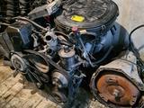 Двигатель на Мерседес 124. Кузов 103 матор привазной с Японии… за 800 тг. в Алматы – фото 2