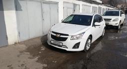 Chevrolet Cruze 2014 года за 4 200 000 тг. в Алматы – фото 5