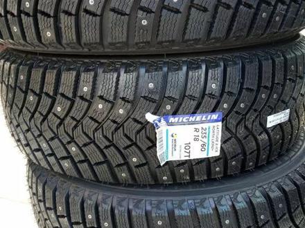 Шины Michelin 235/60/r18 X Ice north2 за 59 000 тг. в Алматы