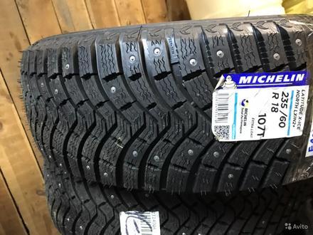 Шины Michelin 235/60/r18 X Ice north2 за 59 000 тг. в Алматы – фото 2