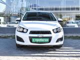 Chevrolet Aveo 2015 года за 3 990 000 тг. в Уральск – фото 2