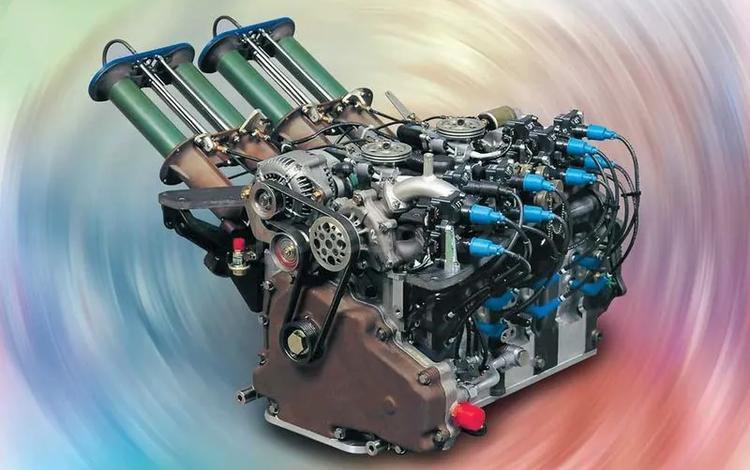Двигатель Nissan за 120 120 тг. в Павлодар