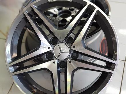 Mercedes Benz r17 5-112 за 150 000 тг. в Алматы – фото 5