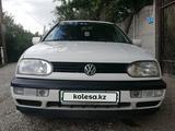 Volkswagen Golf 1993 года за 1 850 000 тг. в Тараз