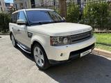 Land Rover Range Rover Sport 2010 года за 10 900 000 тг. в Алматы