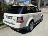 Land Rover Range Rover Sport 2010 года за 10 900 000 тг. в Алматы – фото 4