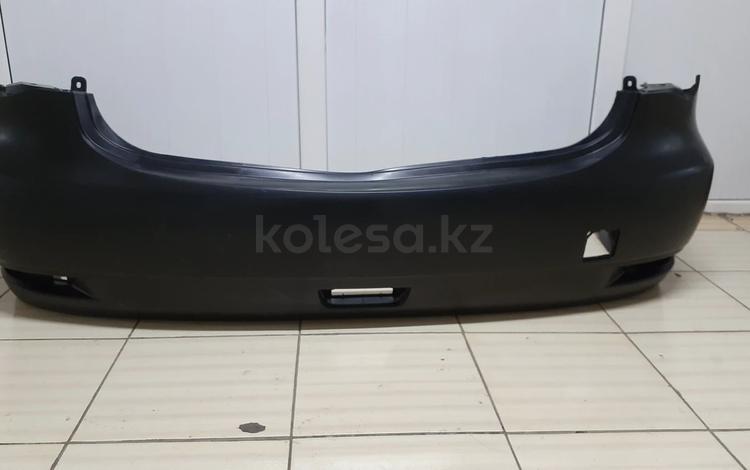 Задний бампер Nissan Almera 2013-н. В за 20 000 тг. в Нур-Султан (Астана)