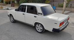 ВАЗ (Lada) 2107 2004 года за 1 100 000 тг. в Шымкент – фото 2