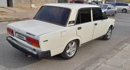 ВАЗ (Lada) 2107 2004 года за 1 100 000 тг. в Шымкент – фото 5
