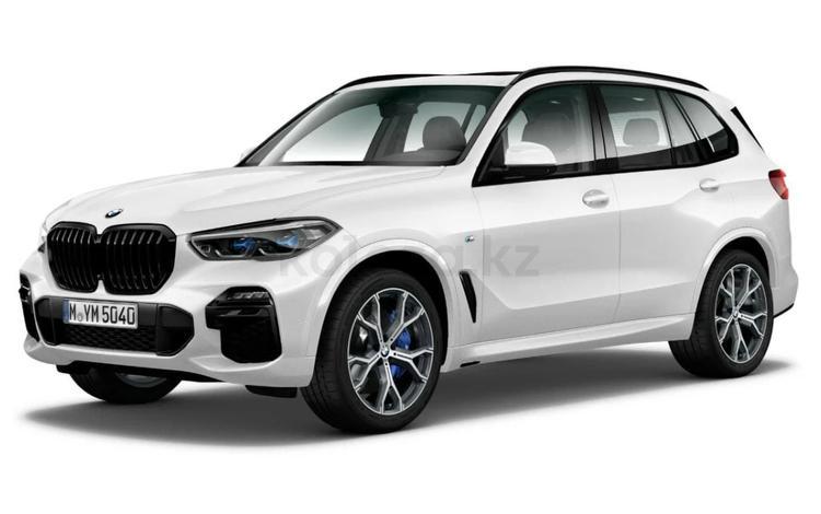 BMW X5 2021 года за 45 670 000 тг. в Уральск