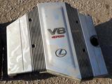 Б/у декоративная пластиковая крышку на двигатель 2UZ-FE ДЛЯ LEXUSLX-470 за 44 000 тг. в Актобе – фото 3
