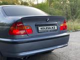 BMW 325 2002 года за 2 850 000 тг. в Алматы – фото 4