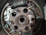 Задний механизм барабана колодки цилиндр тормозной системы за 10 000 тг. в Алматы – фото 2