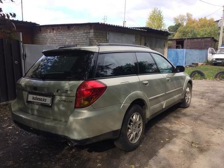 Subaru Outback 2005 года за 3 500 000 тг. в Усть-Каменогорск – фото 4